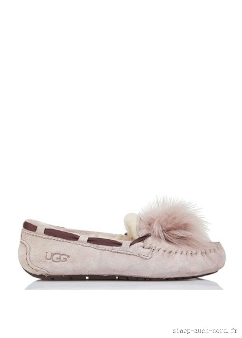 Mocassins fourrés ugg