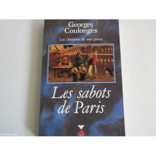 Georges coulonges les sabots de paris