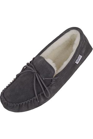 Chaussons mocassins hommes